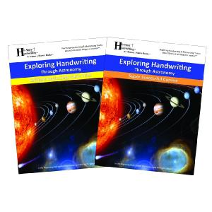 Exploring Handwriting Through Astronomy Image